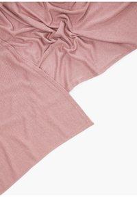 s.Oliver BLACK LABEL - Scarf - light pink - 2