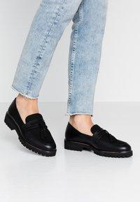 Anna Field - Slippers - black - 0