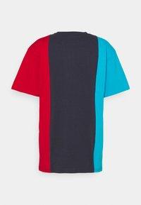 Karl Kani - ORIGINALS BLOCK TEE - Print T-shirt - navy - 7