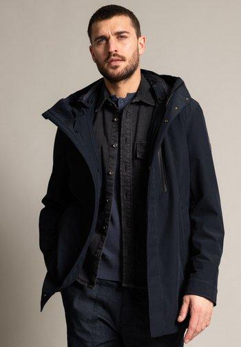 ATMOSPHERE - Winter jacket - marine
