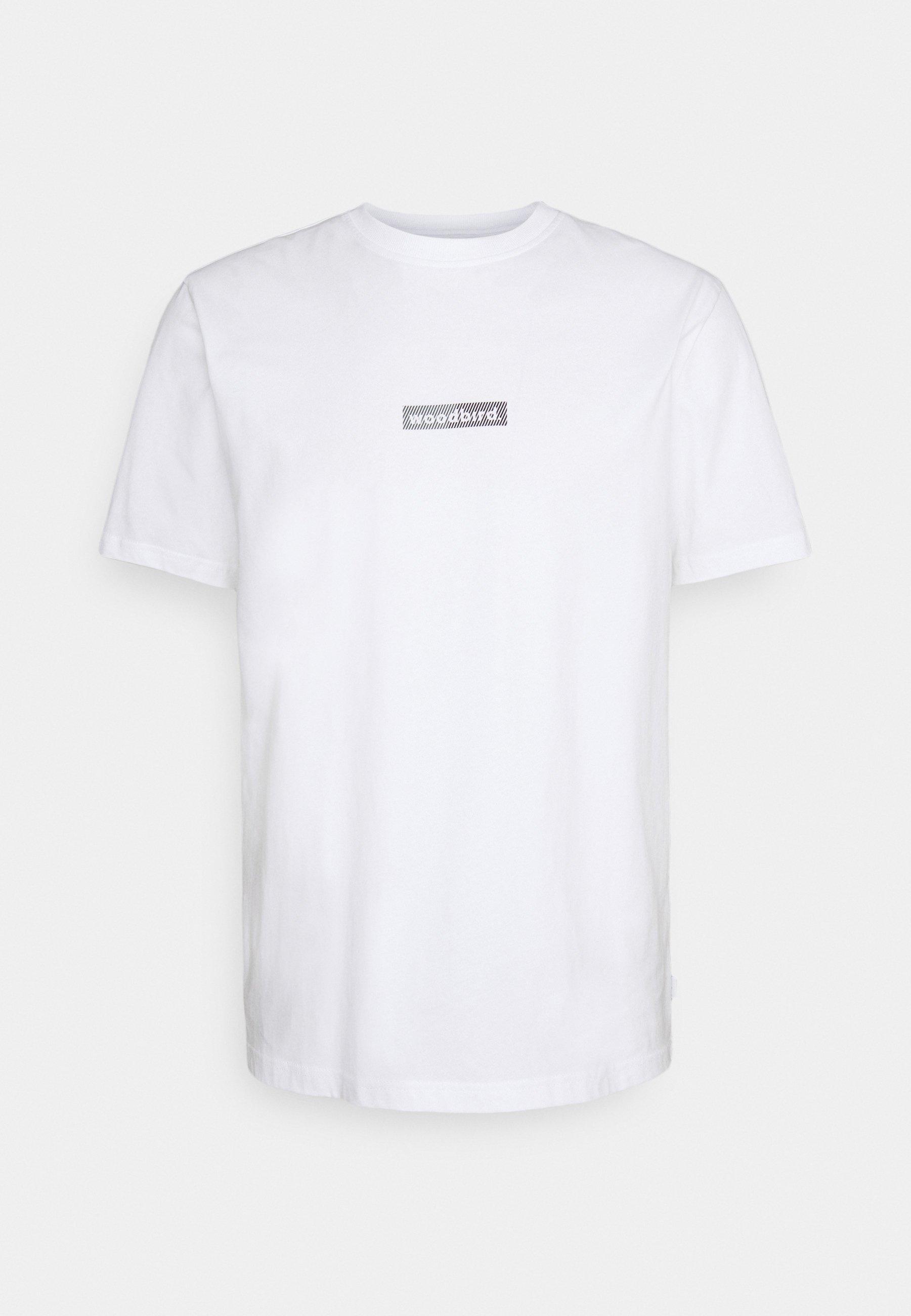 Men TROPE SPLIT TEE - Print T-shirt