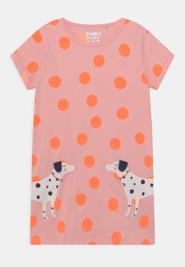 KID - Jersey dress - light pink