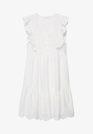 ANGELO - Day dress - hvit