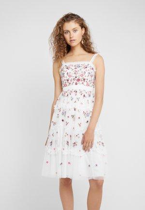MIDSUMMER DITSY DRESS - Cocktail dress / Party dress - ivory