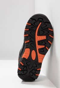 CMP - KIDS RIGEL LOW SHOE WP - Hiking shoes - stone/orange - 5