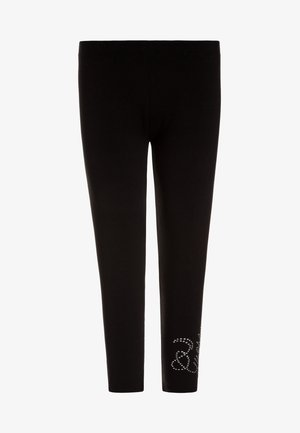 CORE - Legginsy - jet black