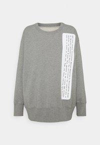 MM6 Maison Margiela - Sweatshirt - grey - 6