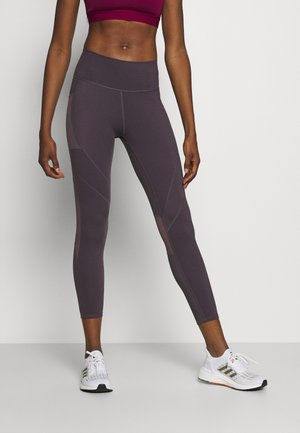 COMMUTER 7/8 - Leggings - purple