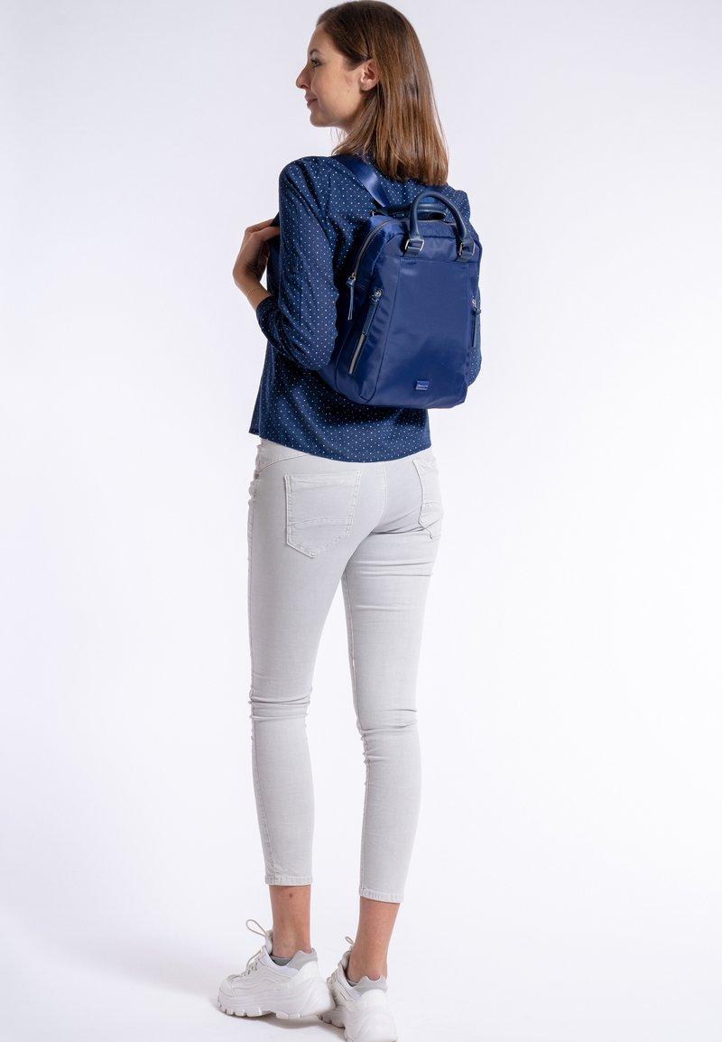 Tamaris - ANNA - Rucksack - blue