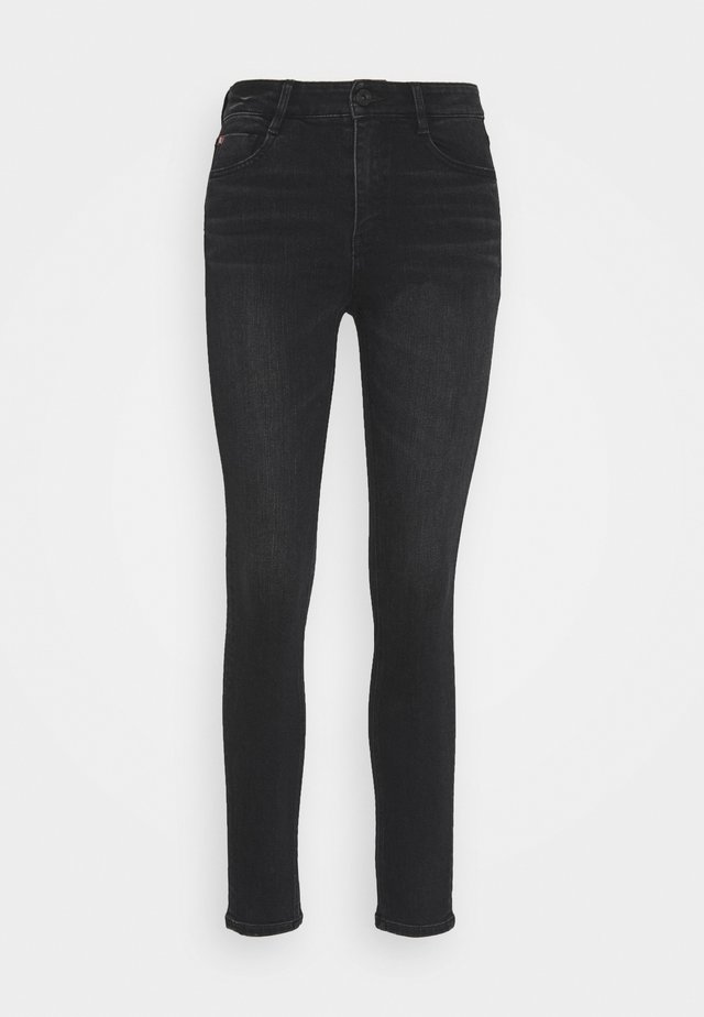 SOUL TO SOUL - Jeans Skinny Fit - black fog