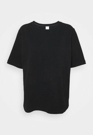 LEDA - Basic T-shirt - schwarz