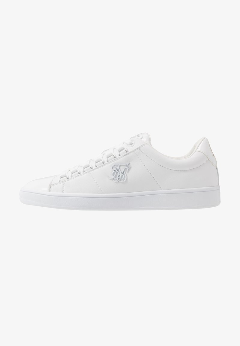 SIKSILK - PRESTIGE LOW - Trainers - white