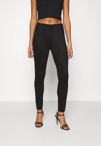 VMRAVA - Leggings - Trousers - black