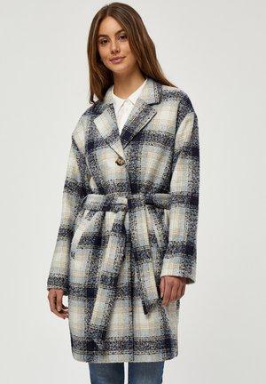 LUNA  - Short coat - dress blue