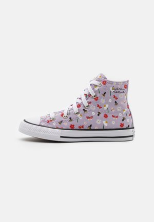 CHUCK TAYLOR ALL STAR - Zapatillas altas - infinite lilac/white/black