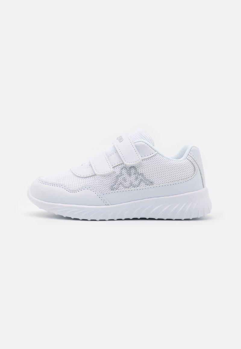 Kappa - UNISEX - Sportovní boty - white/l'grey
