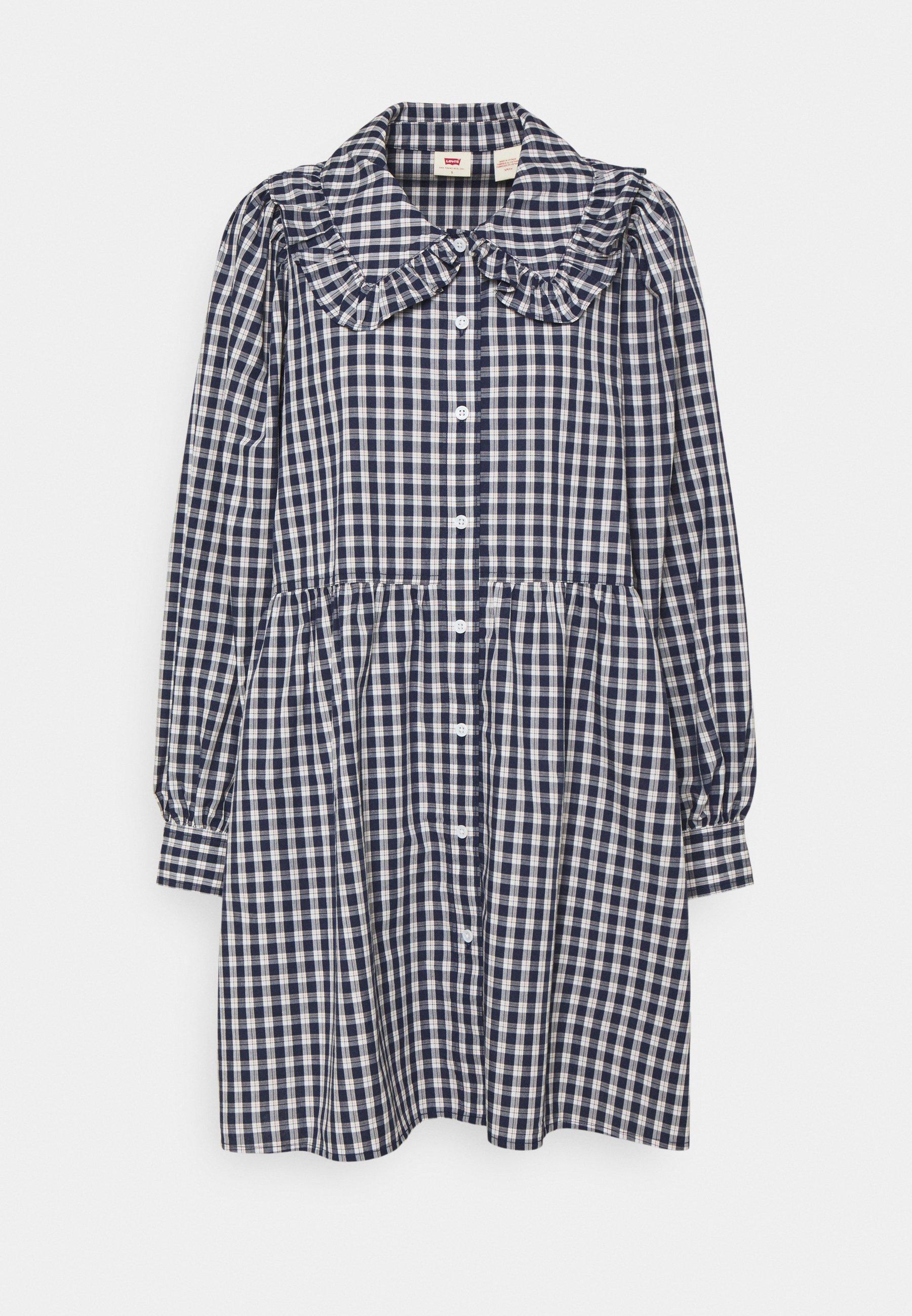 Women MIRA DRESS - Denim dress