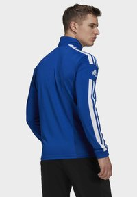 adidas Performance - Zip-up hoodie - blue - 1
