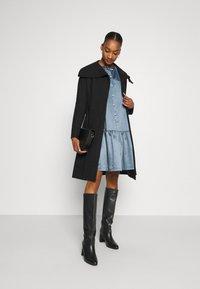 InWear - ZELENA COAT - Classic coat - black - 1