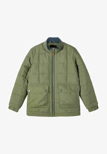STEPP - Light jacket - deep lichen green