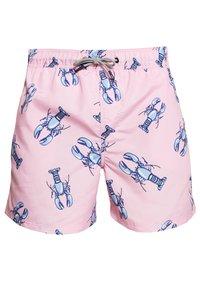 Jack & Jones - JJIARUBA JJSWIMSHORTS - Swimming shorts - lilac sachet - 0