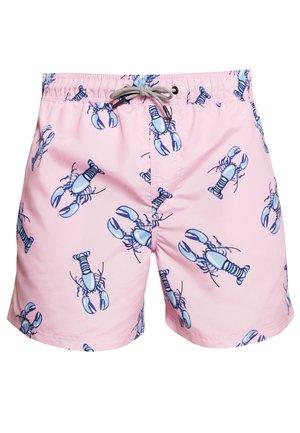 JJIARUBA JJSWIMSHORTS - Swimming shorts - lilac sachet