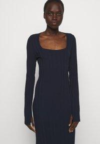 HUGO - SHERLEE - Maxi dress - open blue - 3