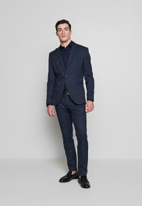 Selected Homme - SLHSLIM ANDRE  - Suit - dark blue/green - 0