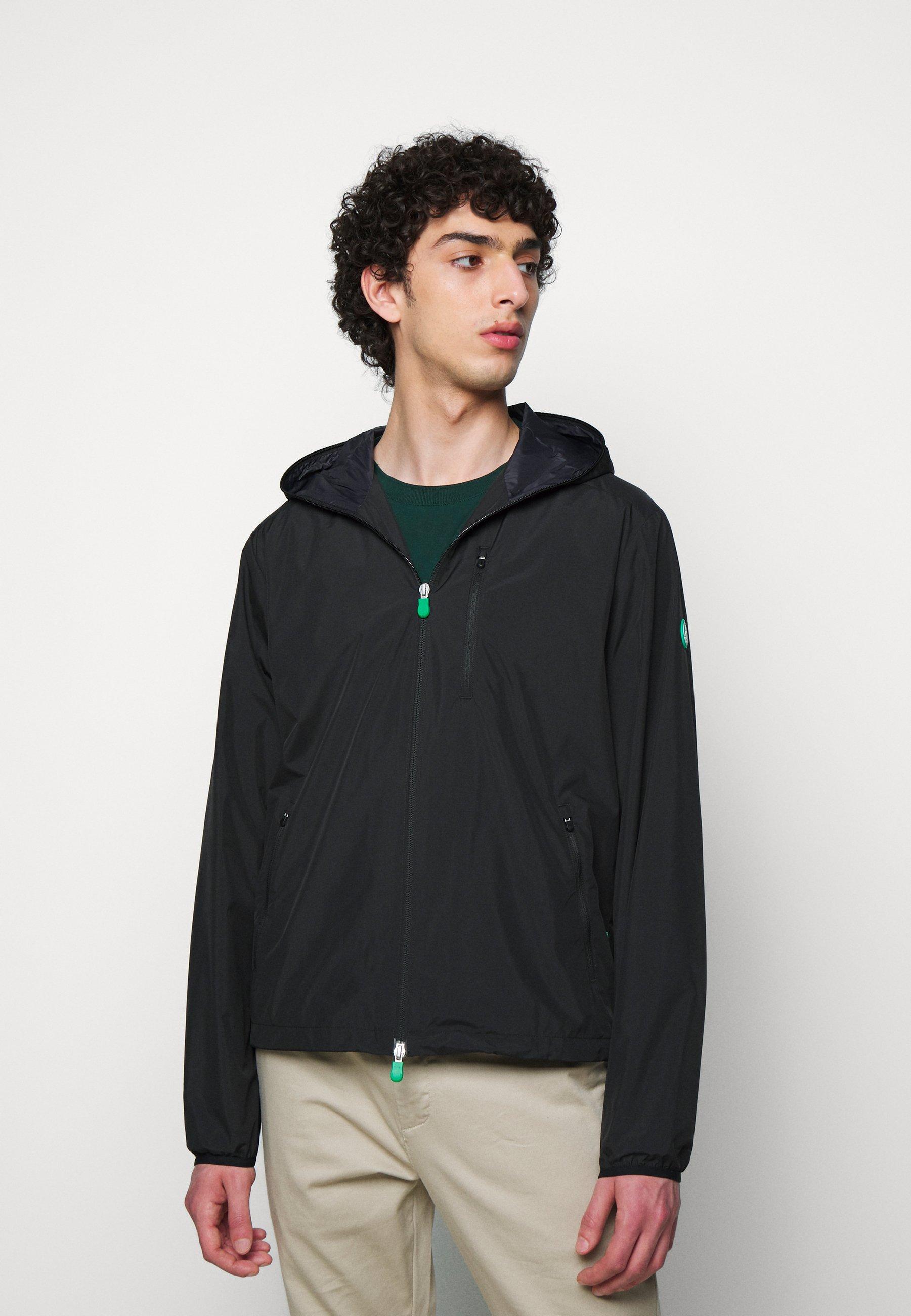 Men DAVID HOODED JACKET - Summer jacket