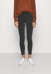 ONLY - ONLRAIN REG ETERNAL - Skinny džíny - grey denim - 0