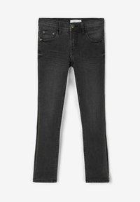 Name it - Slim fit jeans - black denim - 4