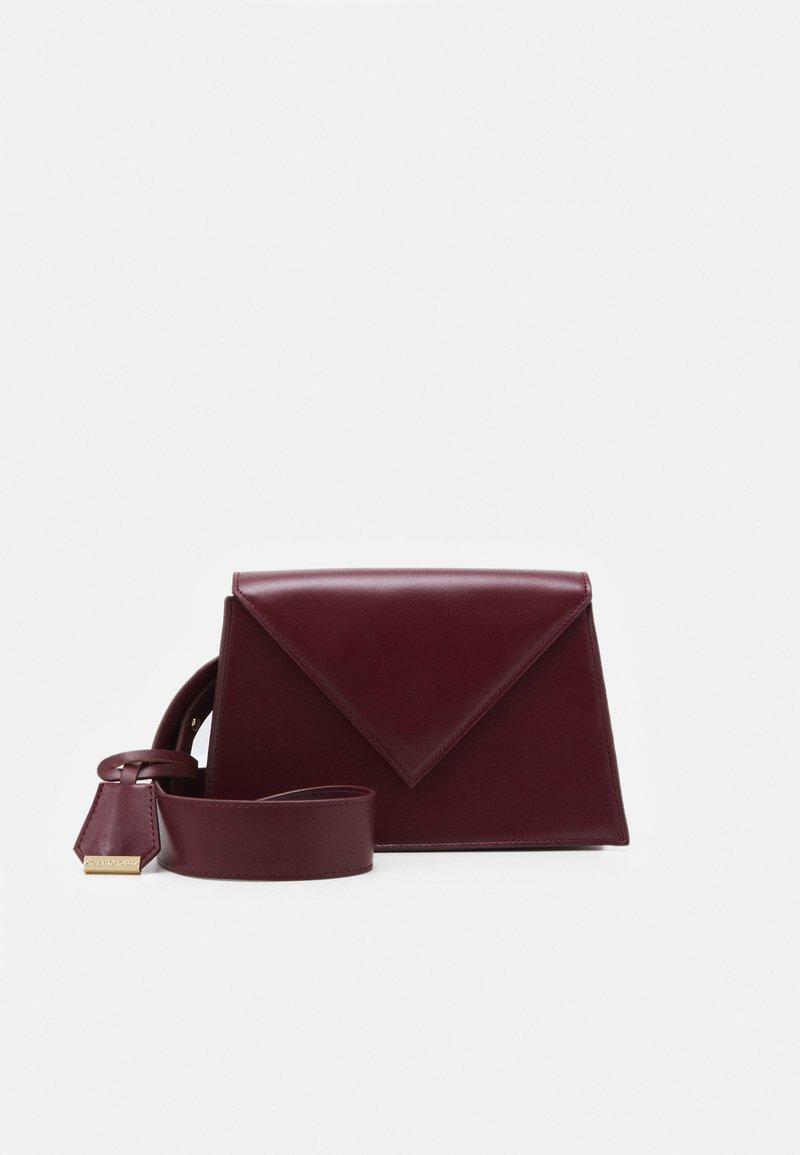 Glamorous - Across body bag - burgundy