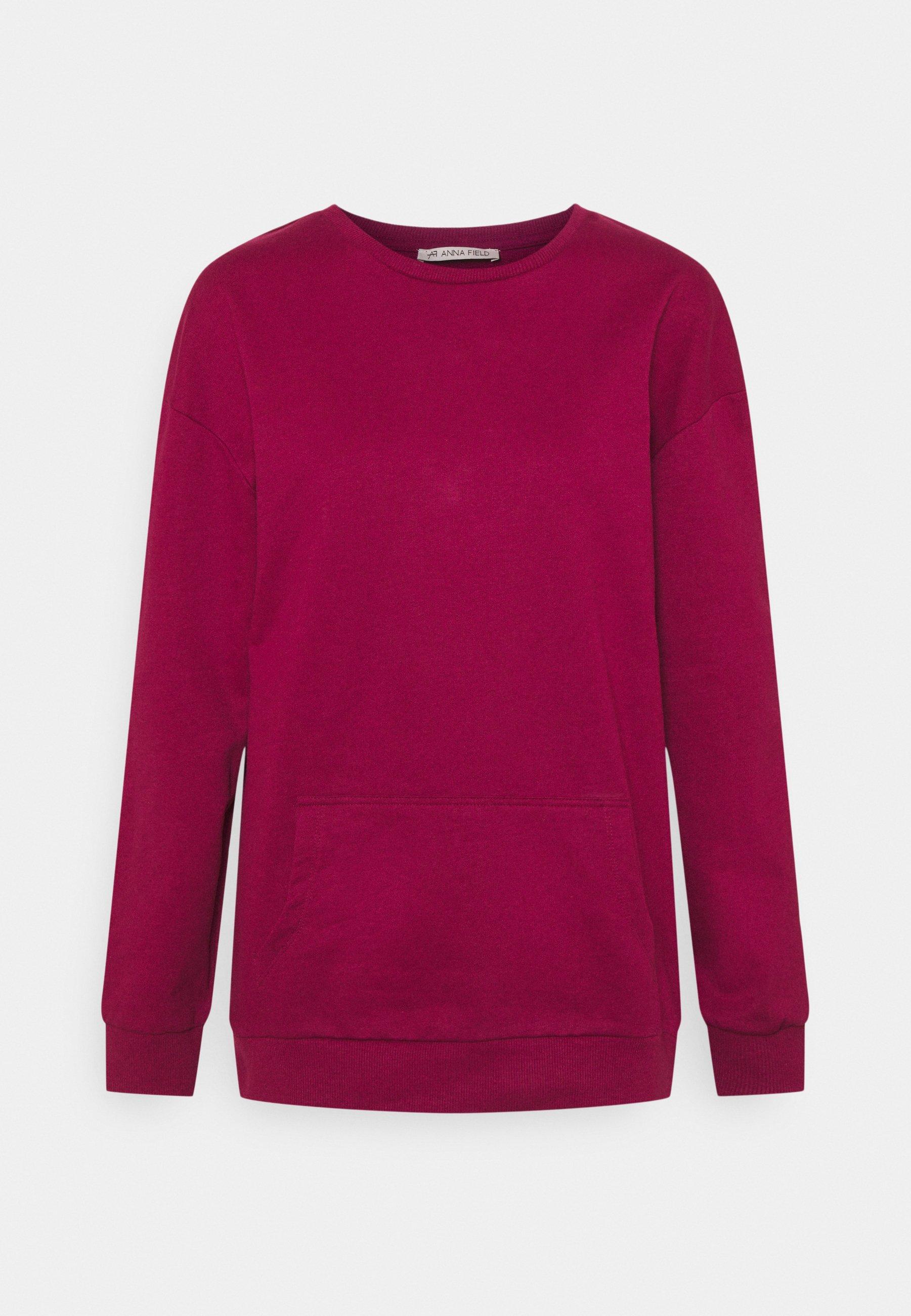 Women Crew neck with pocket - Sweatshirt