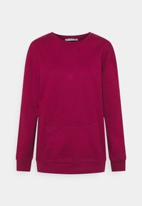 Anna Field - Crew neck with pocket - Sweatshirt - red - 0