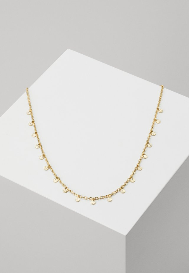 NECKLACE PANNA - Halskæder - gold-coloured