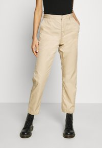 Carhartt WIP - DEVON PANT YUCAIPA - Trousers - dusty hall - 0