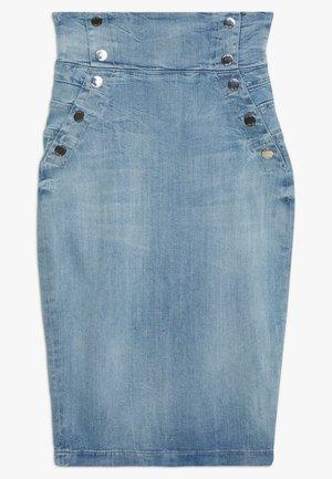 SKIRTS - Pencil skirt - light blue