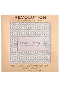Make up Revolution - PRECIOUS GLAMOUR ILLUMINATOR - Highlighter - million dollars - 3