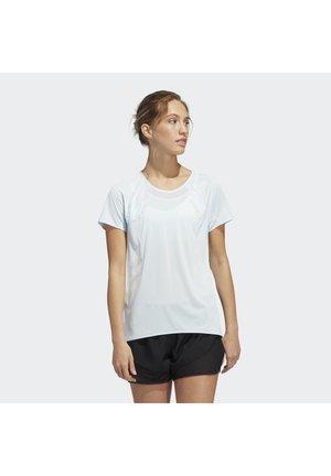 HEAT.RDY T-SHIRT - Print T-shirt - blue