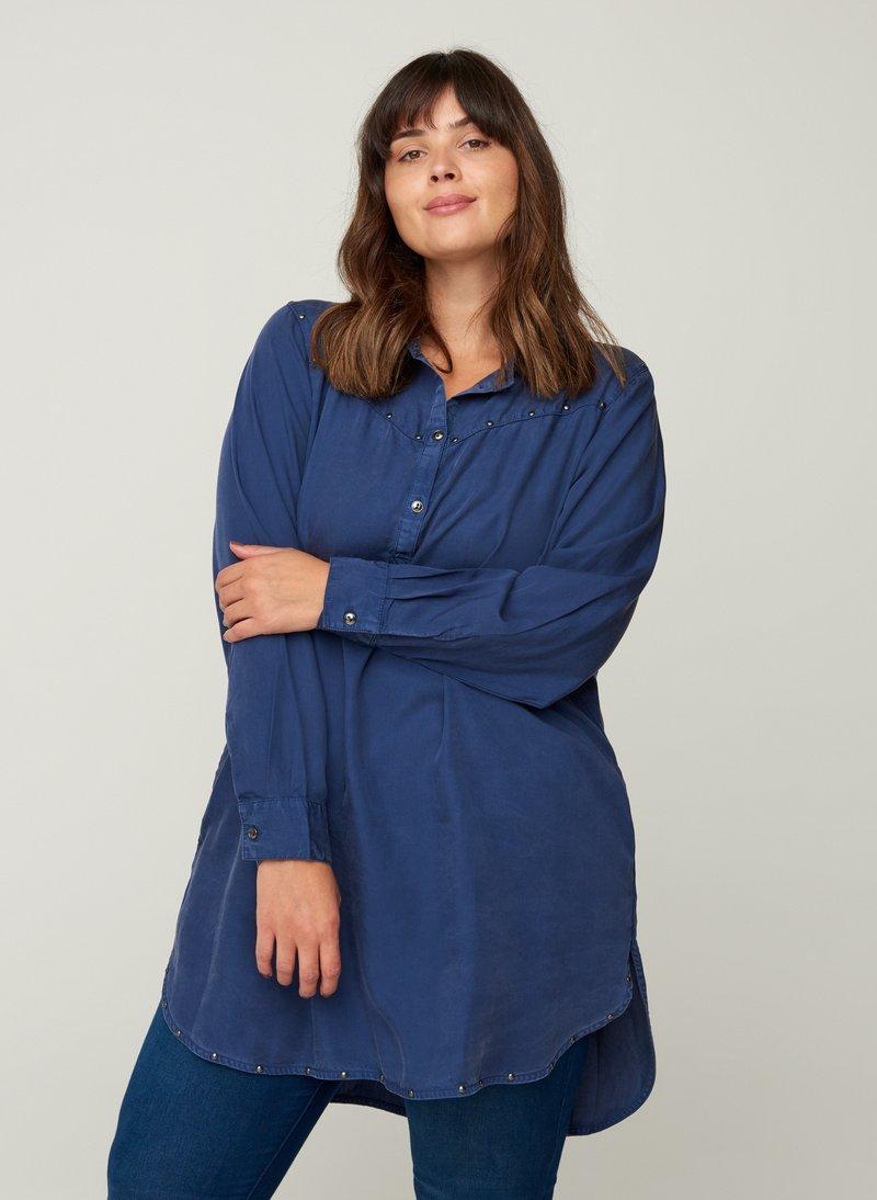 Zizzi - Tunic - blue