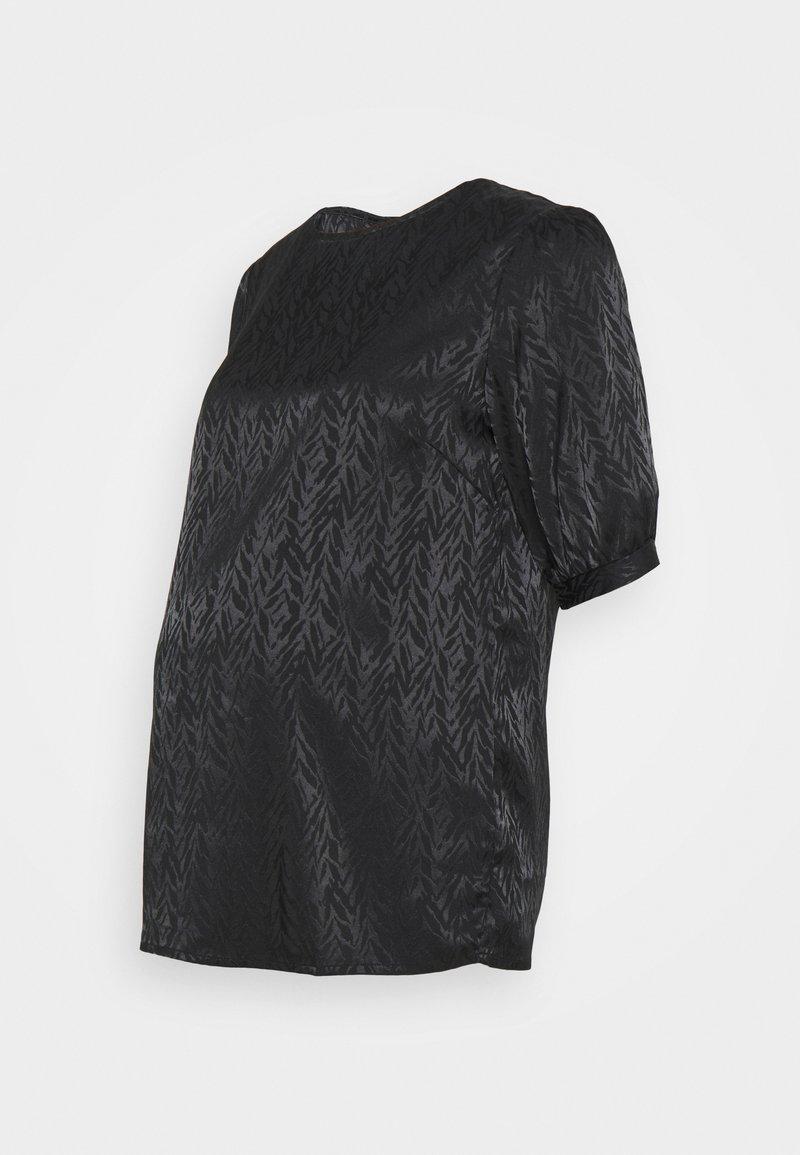 Pieces Maternity - PCMDIVINE - Blouse - black