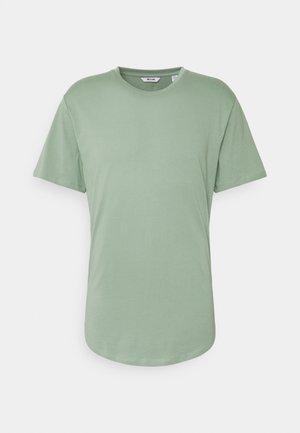 ONSMATT LIFE LONGY TEE - T-Shirt basic - hedge green