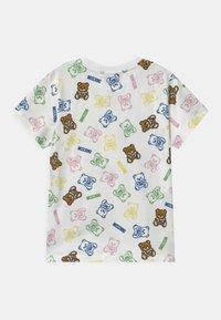 MOSCHINO - UNISEX - Print T-shirt - white - 1