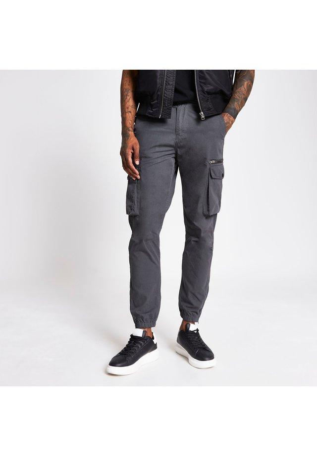 Pantaloni cargo - grey