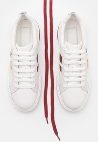Bally - MAXIM - Trainers - white/red - 5