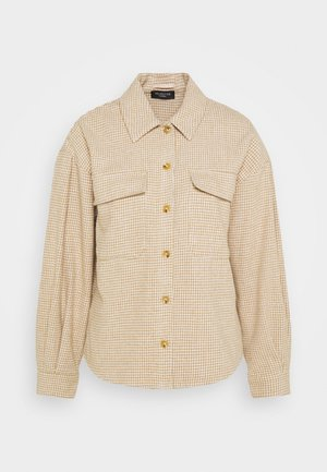 SLFVANJI OVER  - Bluser - camel/white