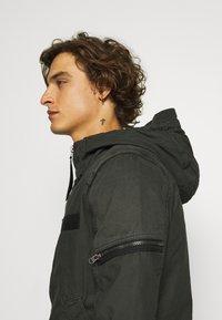 G-Star - BATT HOODED - Summer jacket - raven - 3