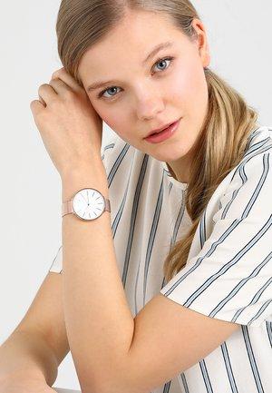 KAROLINA - Watch - rosé gold-coloured