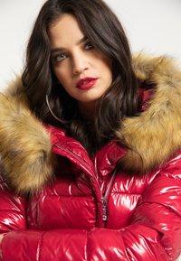 faina - Winter jacket - rot - 3