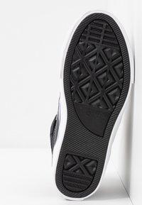 Converse - PRO BLAZE STRAP VARSITY - Baskets montantes - black/rush blue/white - 5